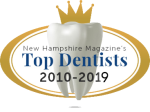 Top Dentist Badge